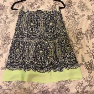 The Limited A-line skirt
